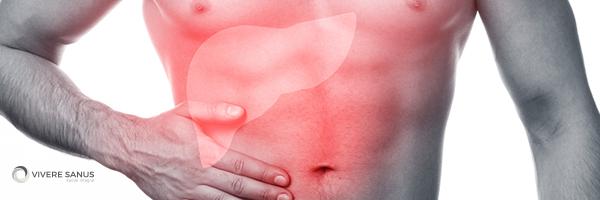 gordura no fígado, sintomas de doença hepática, o que é gordura no fígado